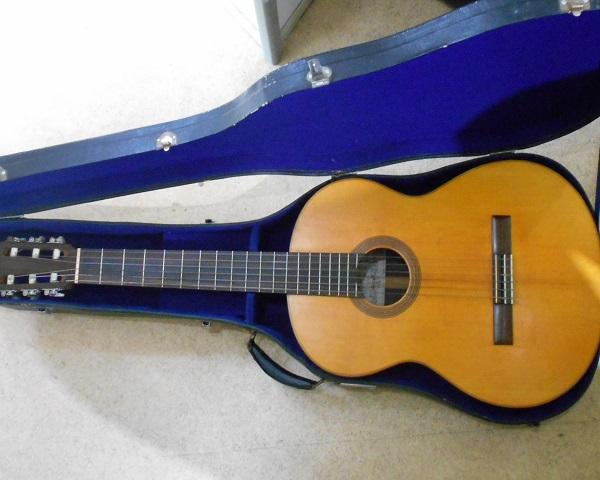 稲葉征司ギター全体