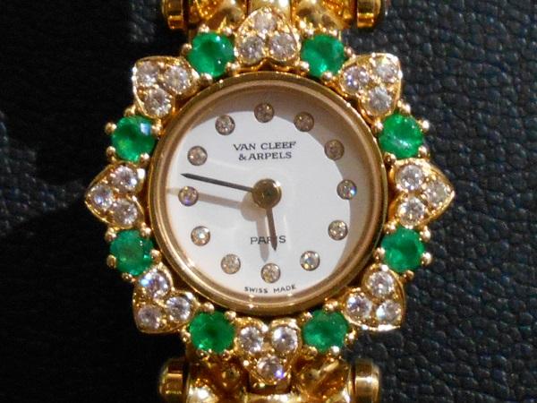 2016-7-16ヴァンクリーフアーペル750レディース時計