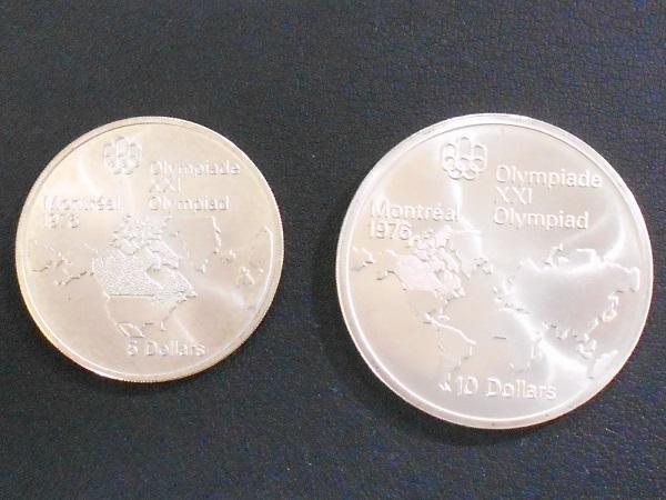 2017-6-6モントリオール五輪銀貨
