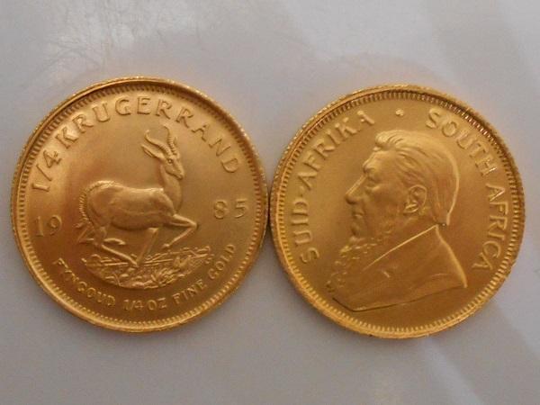2017-11-24クルーガーランド金貨
